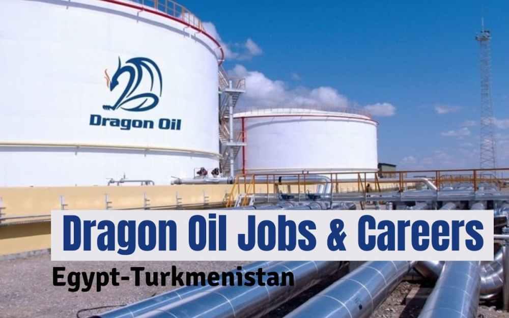 Dragon Oil Careers in Dubai