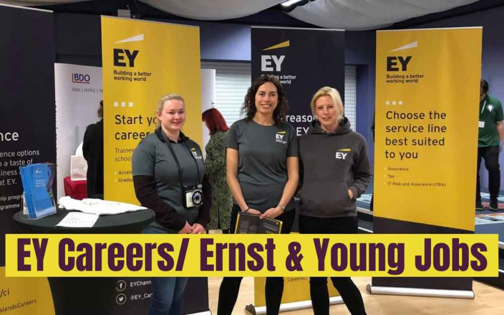 EY Careers: Ernst & Young Jobs