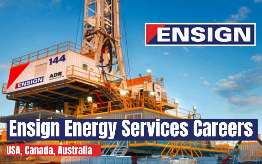 Ensign Energy Services Careers
