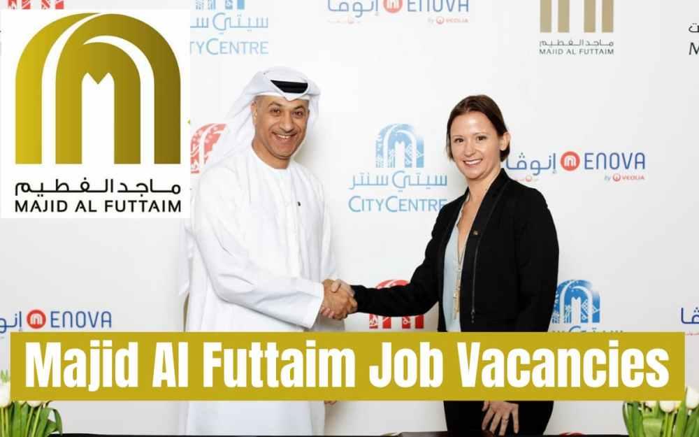 Majid Al Futtaim Careers