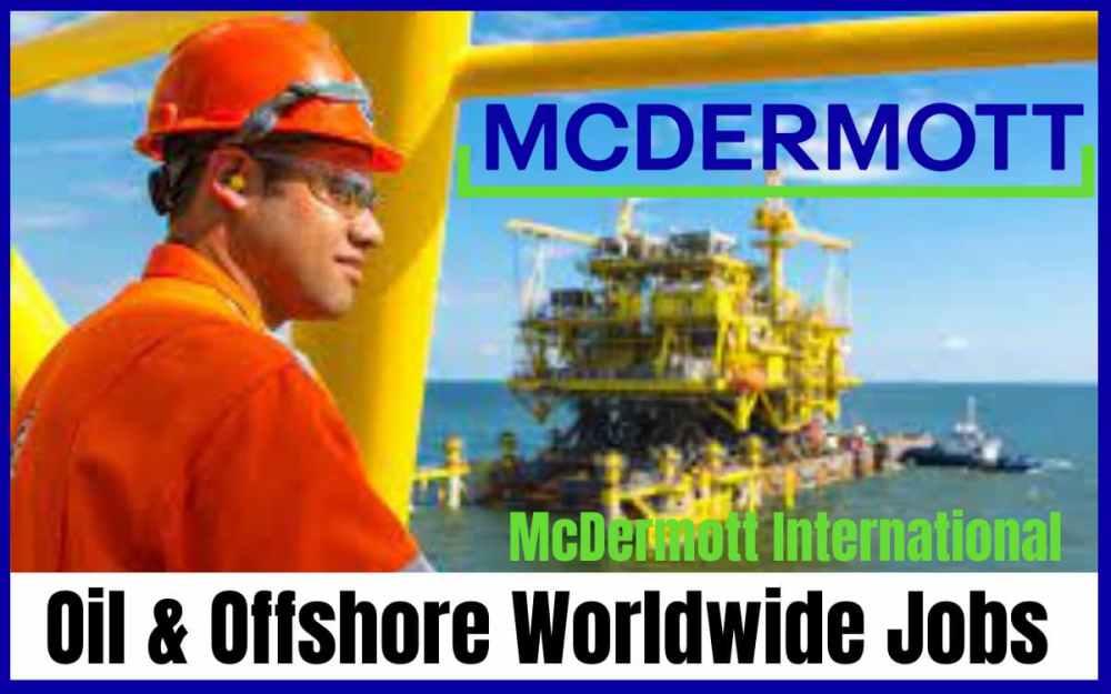 McDermott Jobs
