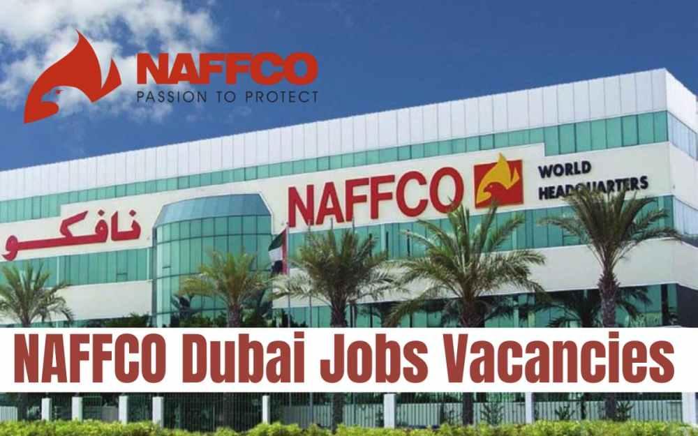 NAFFCO Dubai Jobs Vacancies