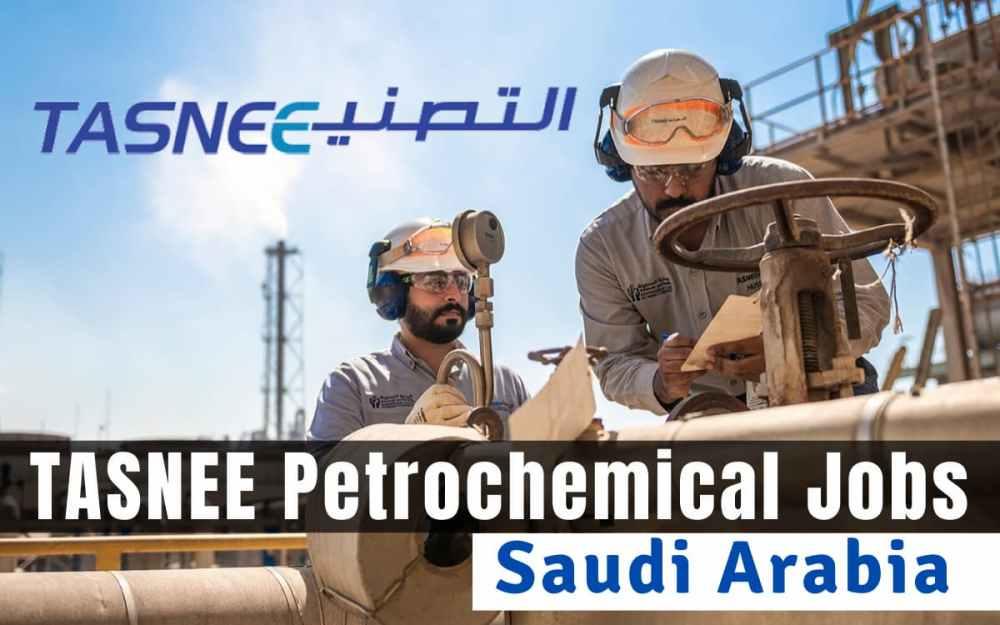 Tasnee Petrochemicals Careers