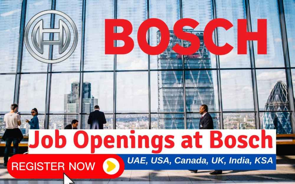 Bosch Careers and Jobs