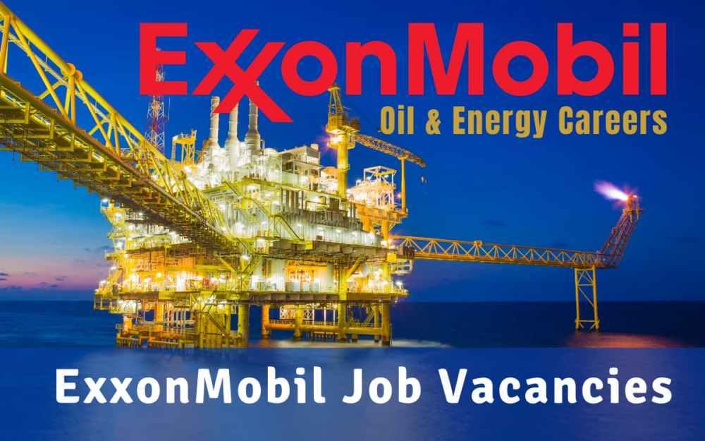 ExxonMobil Jobs Oil & Energy