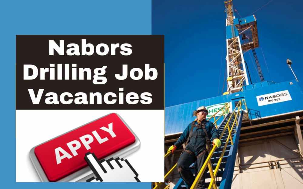 Nabors Drilling Job Vacancy