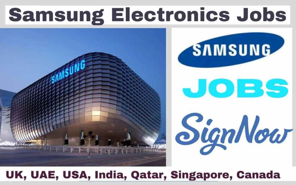 Samsung Electronics Jobs UK