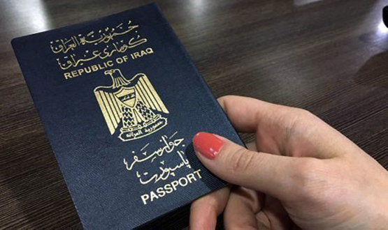 The strongest and best passports in the world in 2020 and this is the rank of Iraq 152042019_fa82042019