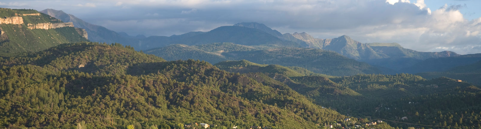 southwest colorado mountains