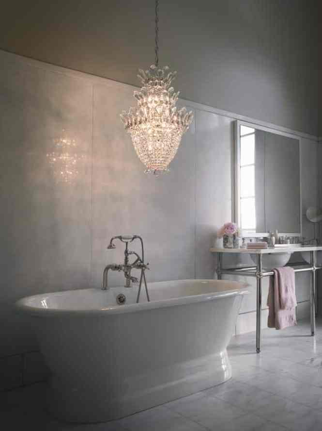 Bathroom Chandeliers Inspiration