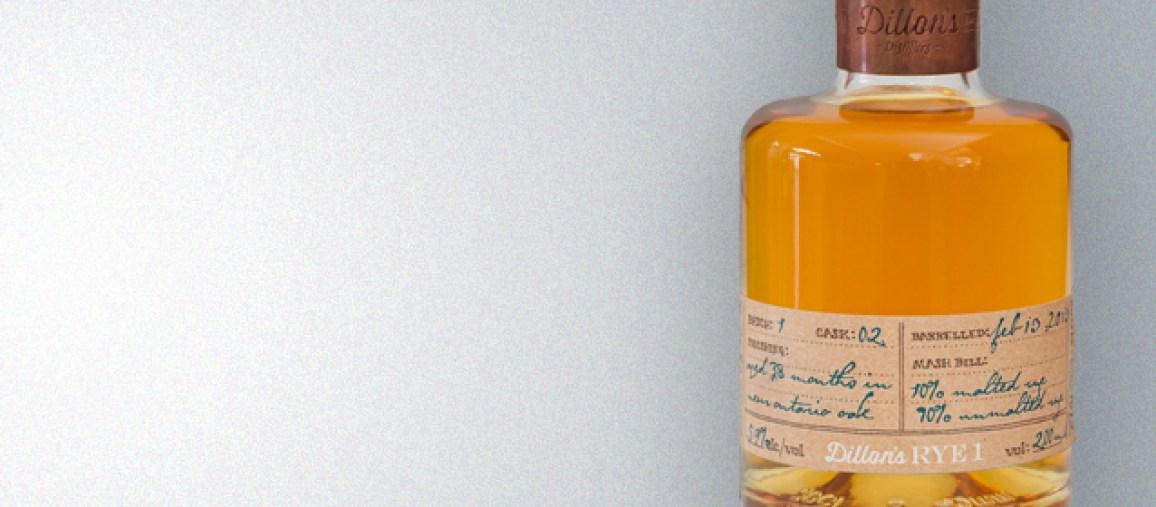 Dillon's Canadian Rye Whisky Batch 1