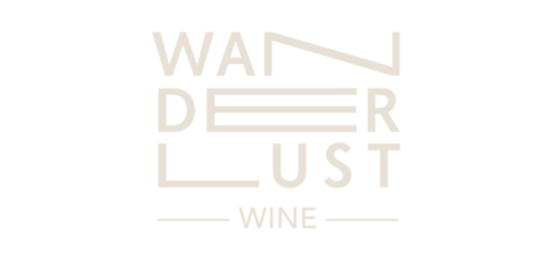 Wanderlust Wine logo transparent background on YesMore Off Trade Marketing Agency