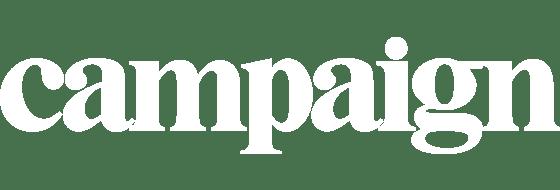 Campaign Magazine Logo Transparent White