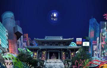 お寺でダンスミュージックに酔いしれる斬新な音楽フェス「煩悩 #BornNow」が渋谷で初開催決定!