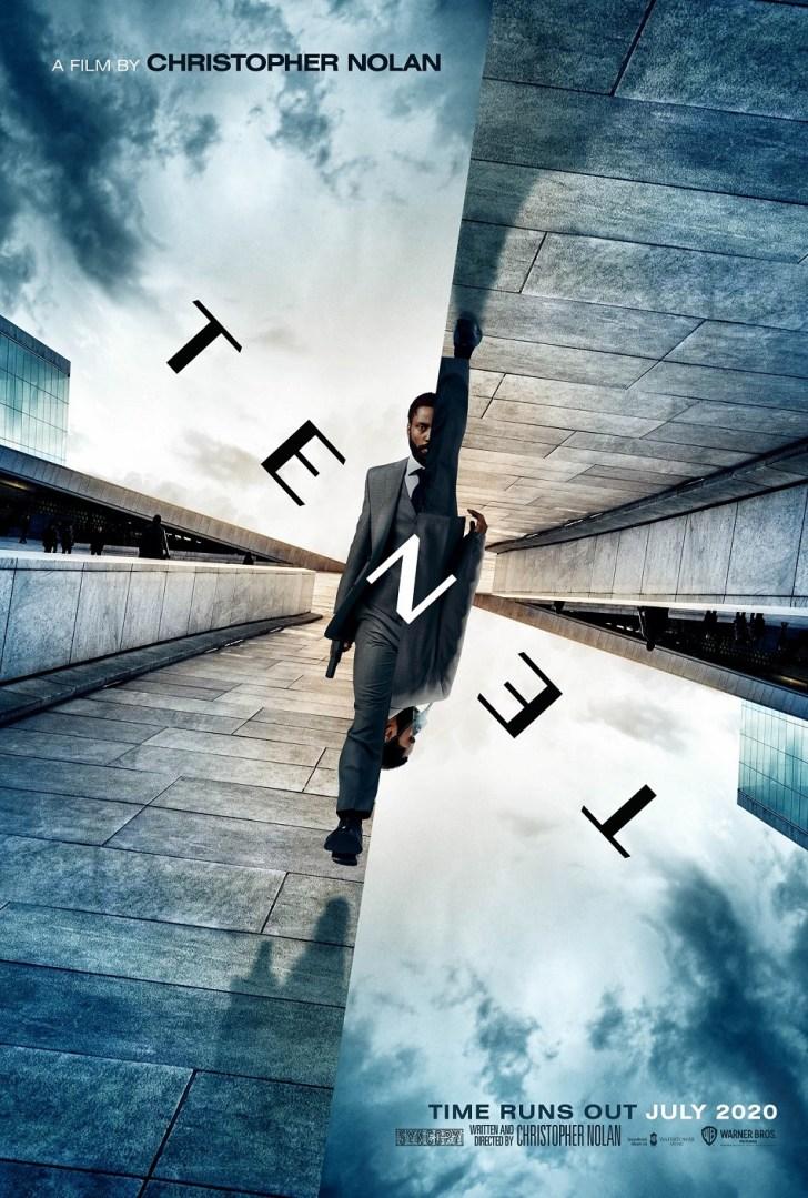 TENET-テネット』ティザービジュアル