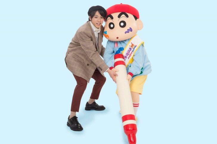 山田裕貴声優初挑戦