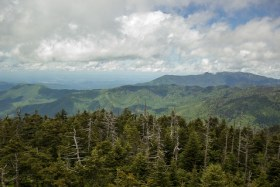 Smoky Mountains Teil 1 – Video Clingmans Dome