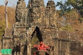 Foto Der Woche – Südtor Angkor Thom