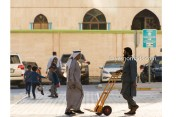 Foto Der Woche – Lebendige Strassenszene in Abu Dhabi