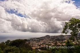 Foto Der Woche – Blick of Funchal Madeira