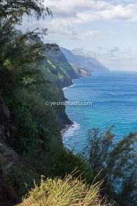 Wanderweg Kalalau Trail
