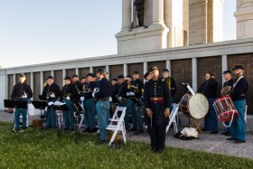 Video: Konzert der Wildcat Regiment Band
