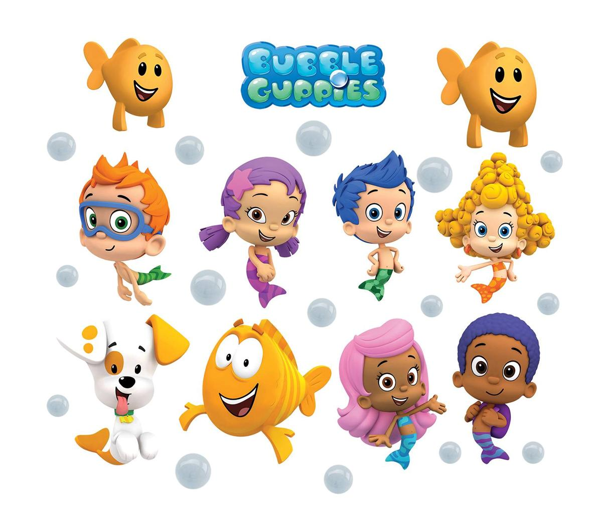 Bubble Guppies Wallpapers High Quality