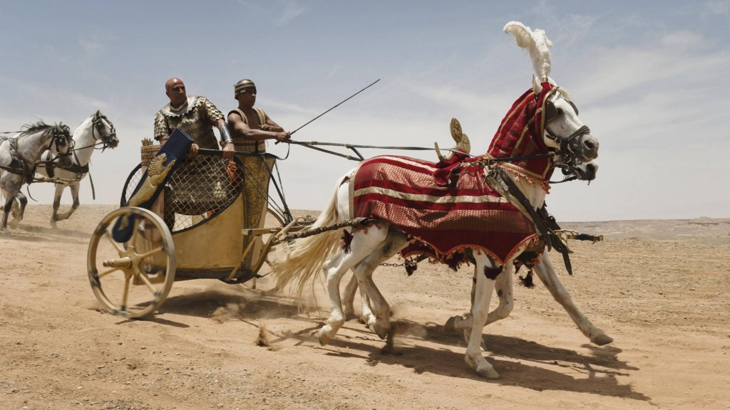 High Most Hebrew Chariot