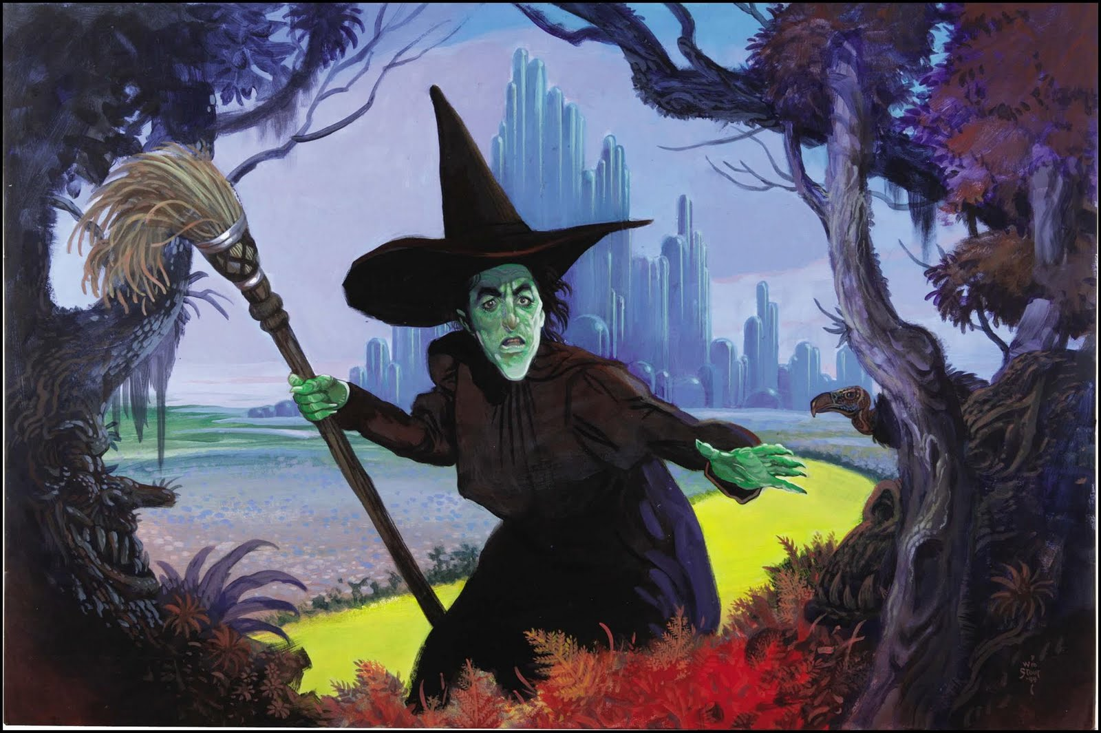 Witch Wallpapers High Quality Download Free