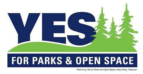 Yes for Parks and Open Space Logo