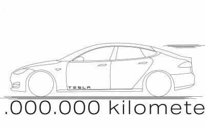 1 Mio. km mit dem Tesla – Event
