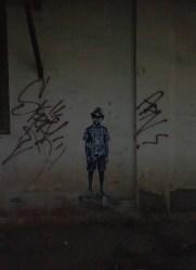 Street art in Pondicherry
