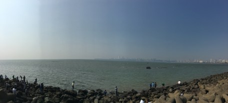View from Marine Drive