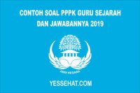 Contoh Soal PPPK Guru Sejarah 2019