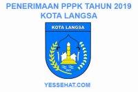 Rekrutmen PPPK / P3K Langsa 2019: Persyaratan, Formasi dan Jadwal