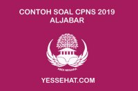 Contoh Soal CPNS Aljabar dan Jawabannya 2019