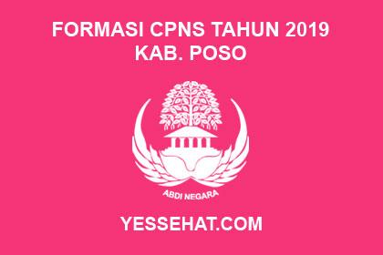 Formasi CPNS Kabupaten Poso Tahun 2019