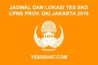 Jadwal dan Lokasi Ujian Tes SKD CPNS Provinsi DKI Jakarta Tahun 2019