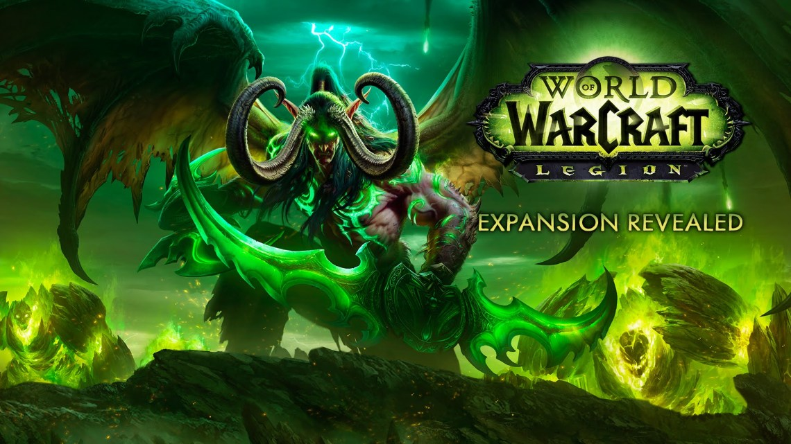 world of warcraft, World of Warcraft: Presentata la nuova patch Le Ombre di Argus