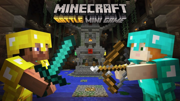 Minecraft: Battle - gratis su console 1