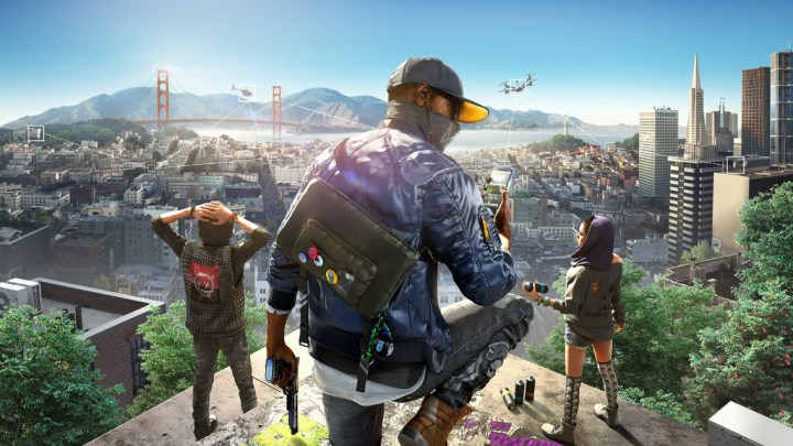 Watch_Dogs 2 entra in fase Gold 1