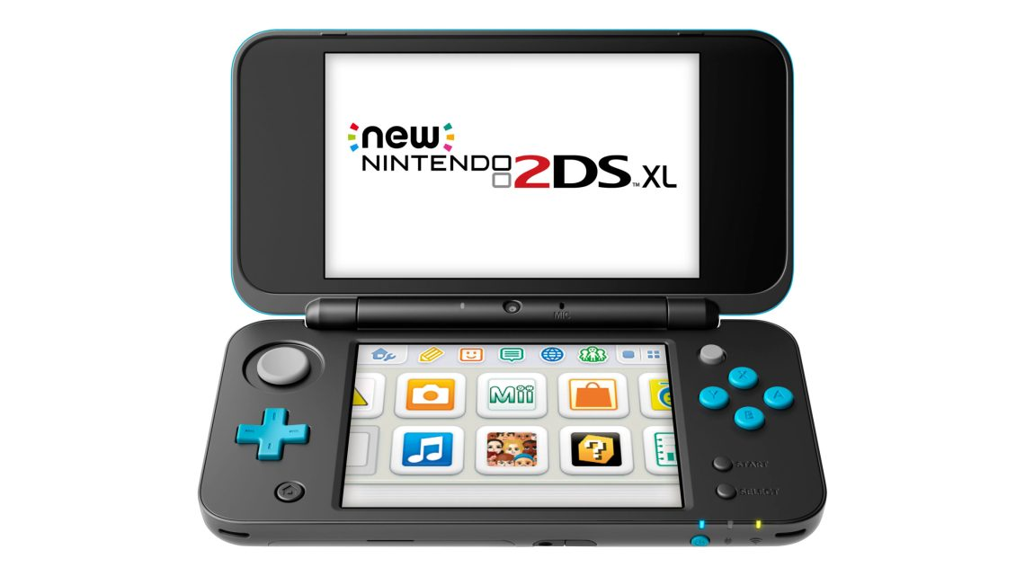 new nintendo 2ds xl, Nintendo annuncia il New Nintendo 2DS XL