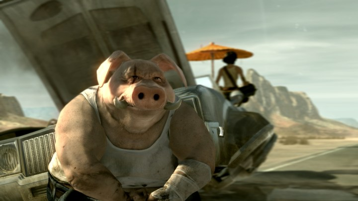 Beyond Good & Evil 2 si mostra in un nuovo gameplay 1