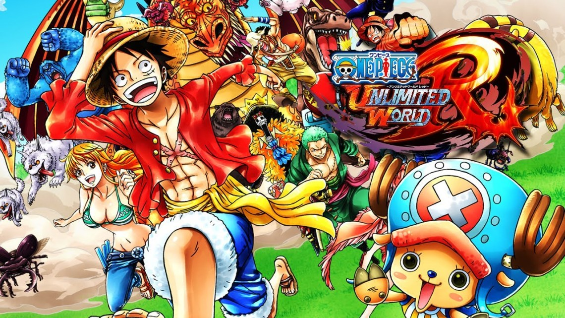 one piece unlimited world red, One Piece Unlimited World Red Deluxe Edition: Il primo trailer