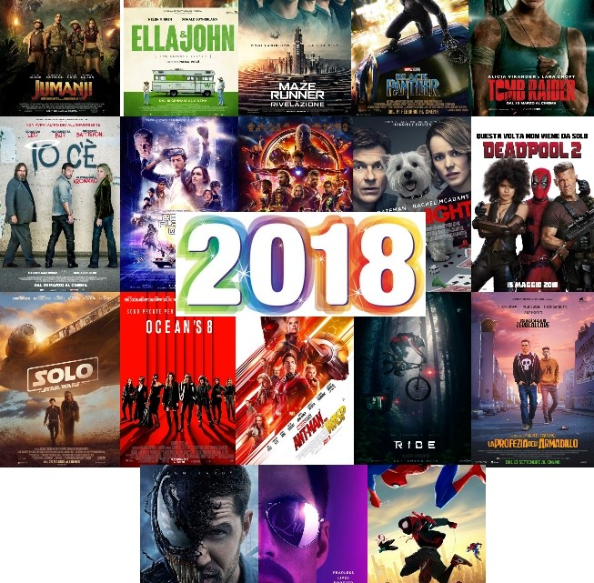 Cinema 2018, Top e Flop Cinema 2018