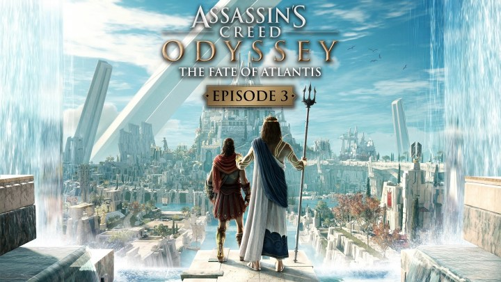 Assassin's Creed Odyssey: L'episodio conclusivo ci porta ad Atlantide 1