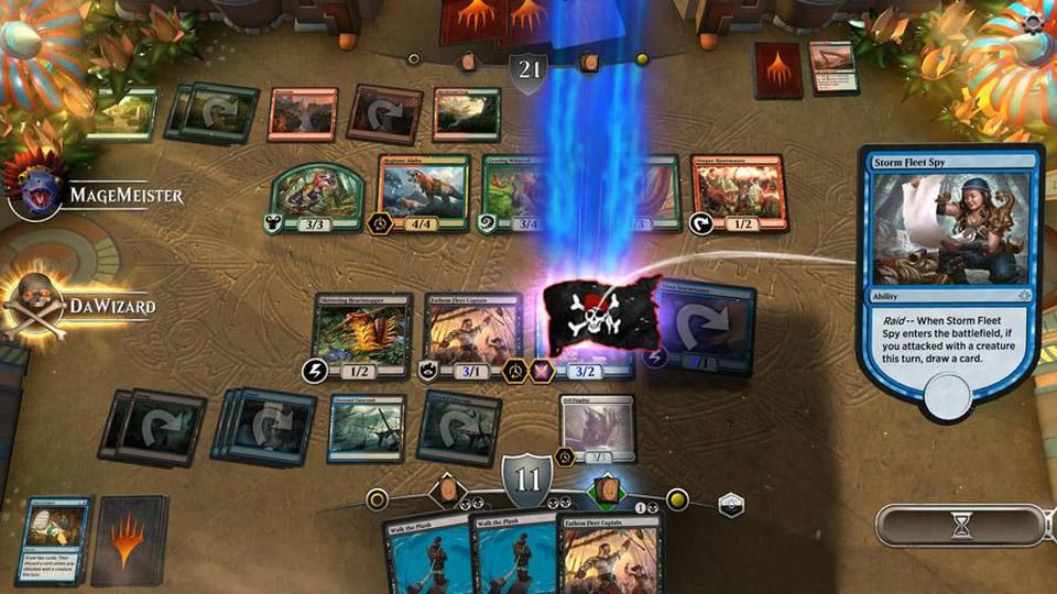 , MAGIC:THE GATHERING ARENA-European National Leagues