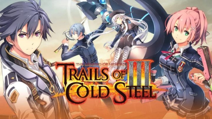 TRAILS OF COLD STEEL III - Nintendo Switch 6