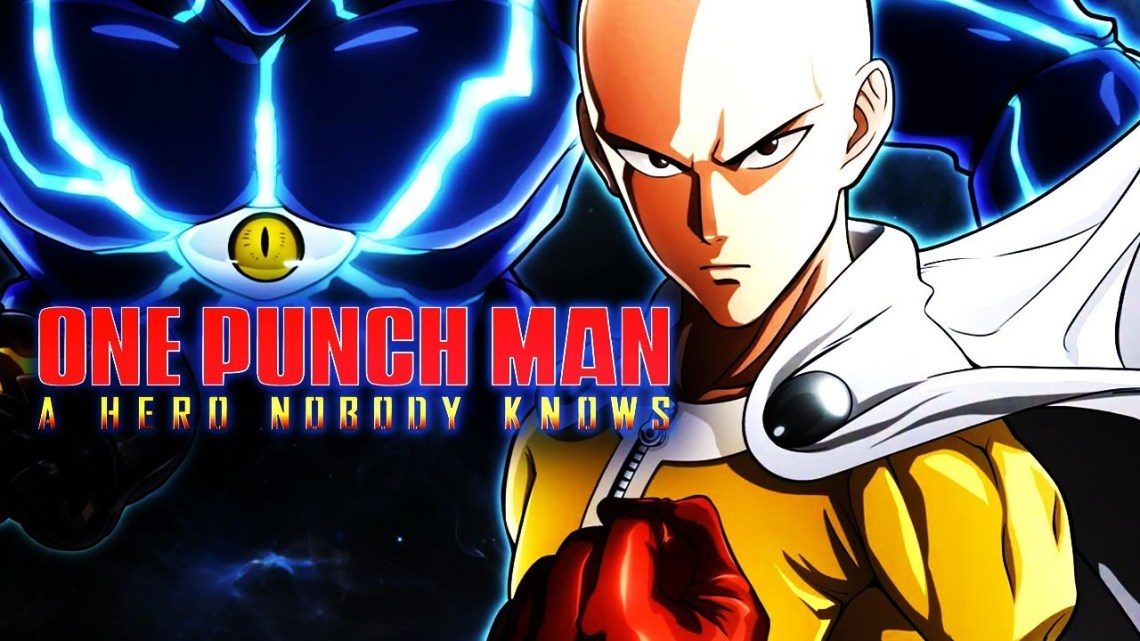 one punch man: a hero nobody knows, One Punch Man: A Hero Nobody Knows: Il trailer di lancio