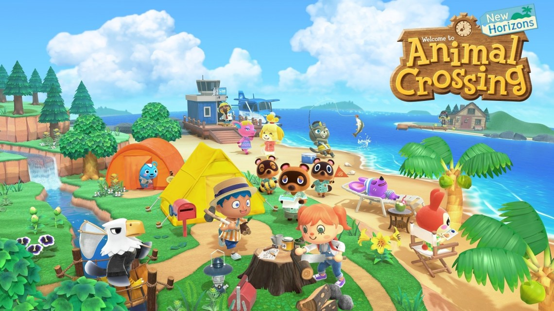 Animal Crossing New Horizons, le novità estive